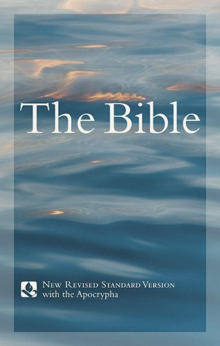 NRSV Economy Bible with the Apocrypha (Softcover)