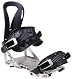 Spark R&D Surge Snowboard Bindings 2019 - Silver Large