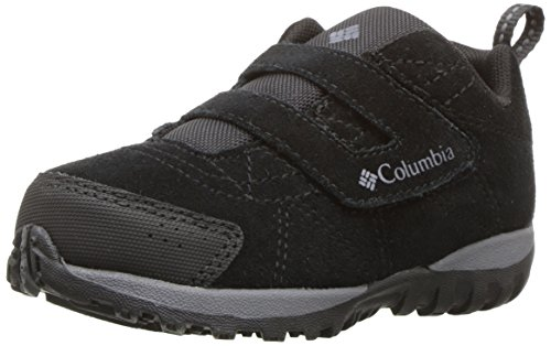 Columbia Childrens Venture, Chaussures Multisport Outdoor Mixte Enfant, Noir (Black, Graphite), 27 EU