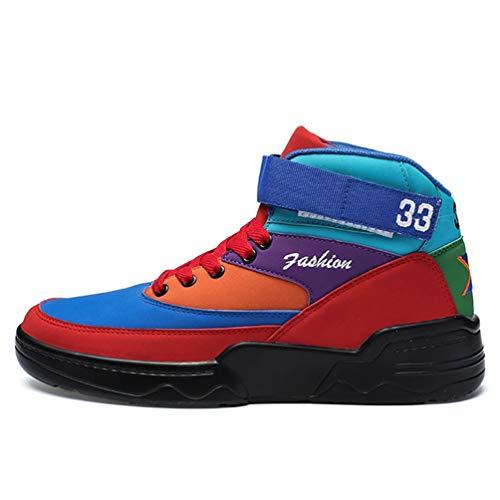 Qianliuk Männer Sport Schuhe offizielle Original Classic Air hohe Retro-Basketball-Sneakers
