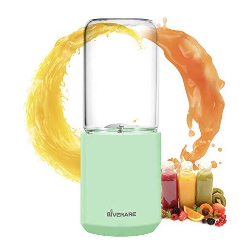 GIVERARE Personal Blender, Portable Smoothie Blender, Single Serve Juicer Cup...