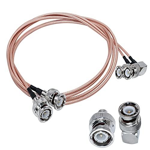 Cable BNC RG316 TUOLNK BNC Macho a BNC Macho Cable coaxial de...