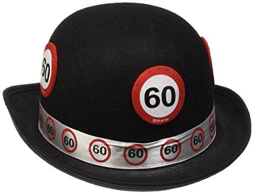 Folat Chapeau de signalisation « 60e anniversaire »