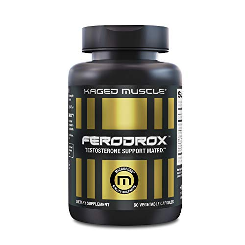 Kaged Muscle Ferodrox