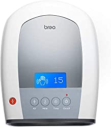 Breo iPalm520 Electric Acupressure Palm Hand Finger Massager