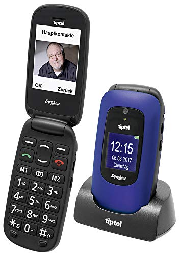 Tiptel Ergophone 6122 GSM Blue