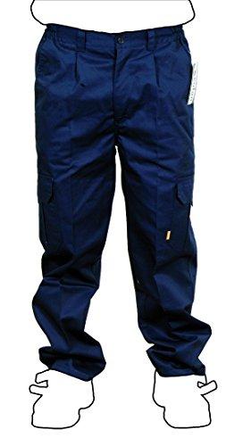 Cofan 11000352 werkbroek, marineblauw, L