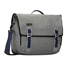 A no frills, friendly bag for organized travel, smart commutes, and more Luggage pass-through for attaching to your wheelie companion Tensioned aluminium hooks for quick and secure closure Timbuk2 cam enables easy fit adjustments with no excess webbi...