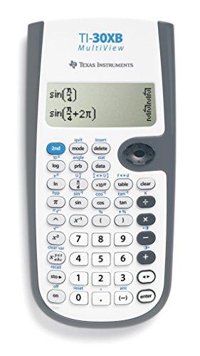 Texas Instruments TI 30 XB MultiView Taschenrechner