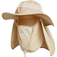 Ddyoutdoor 7-281 Fashion Summer Outdoor Sun Protection Fishing Cap