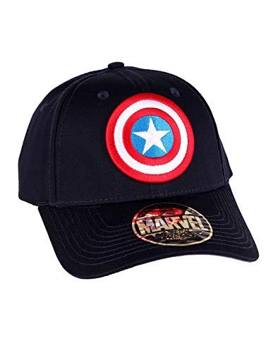 Casquette Captain America Marvel - Shield
