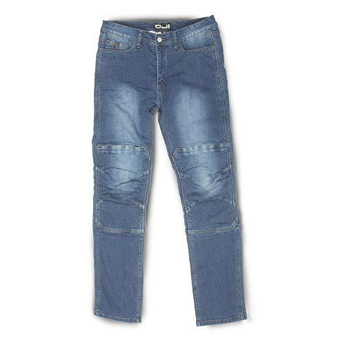 OJ Jeans Friction Homme, Homme, bleu, 48