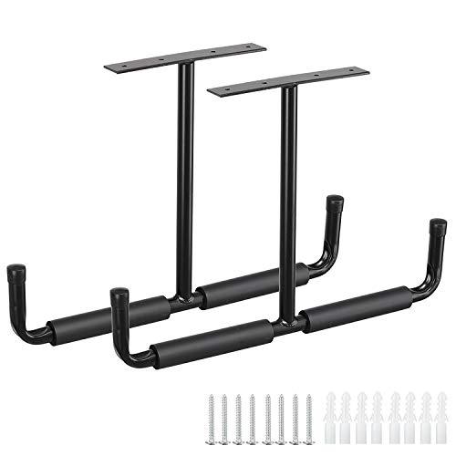 Overhead Garage Storage Rack 42 cm Heavy Duty Soffitto Doppio Gancio portaoggetti Utility Hanger per...