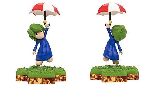 Totaku Figure No.17 Umbrella Lemming 10cm