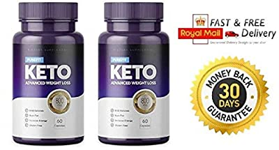 PUREFIT KETO Advanced Weight Loss 120 Capsules - 2 Month Supply