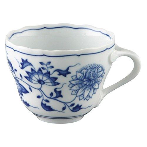 Hutschenreuther 02001-720002-14742 Zwiebelmuster Kaffee-Obertasse, 0,21 l , blau
