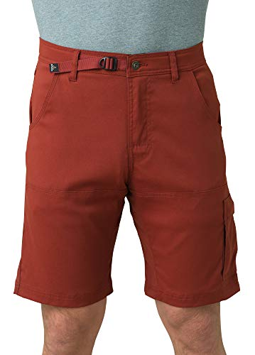 "prAna Stretch Zion 10"" Short Maple 38"