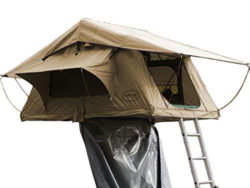 Prime Tech Autodachzelt Wasteland, beige - 240x140x130cm