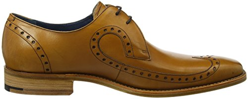 Barker Mens Woody Cedar Calf Leather Shoes 11 UK