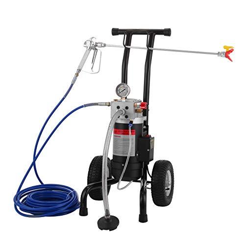 OldFe 220 V Airless Farbsprühgerät 1.5HP Farbspritzgerät Farbspritzpistole 0,9 kw Paint sprayer Airless Paint Sprayer