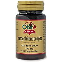 Mango africano (complex) 200 mg. (ext. seco) 100 comprimidos