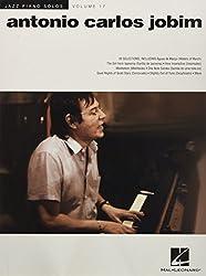 Antonio Carlos Jobim Jazz Piano Solos Serie Vol.17