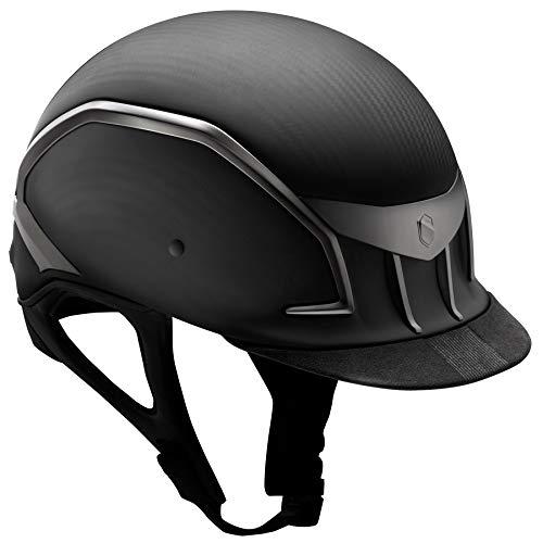 Samshield Reithelm XJ Carbon Black Titan Gr. M OHNE Liner, Größe:M