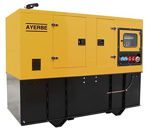 Ayerbe - Deposito gran autonomia 100-200kva 1500l