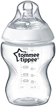Tommee Tippee Closer to Nature Baby Bottle, 9 Ounce