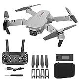 E88 Pro Drone 4K con cámara de Alta definición WiFi FPV Drone Plegable 2.4G 6 Axis RC Quadcopter Altitude Hold