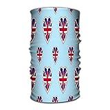 Quintion Robeson Cinta para la Cabeza Transpirable Bandera de Gran Bretaña Banderas del Reino Unido stikers Corazones de Amor Cursos de inglés Páginas Deportivas Agua