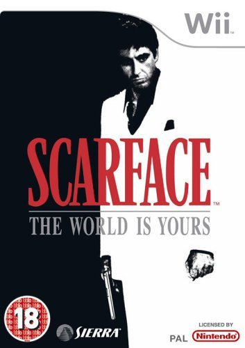 Scarface: The World Is Yours (Wii) by VU Games