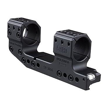 Spuhr Cantilever 30mm 37mm 0MIL/0MOA SP-3016
