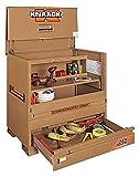 Jobsite Piano Box, 48' W x 30' D x 49' H, Tan