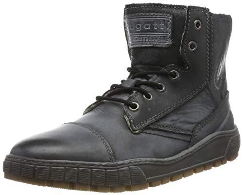 bugatti Herren 321795501900 Klassische Stiefel, Schwarz, 40 EU