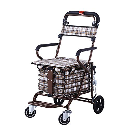 Achat Trolley à carreaux achat Roller Panier Cabas Pliable Trolley