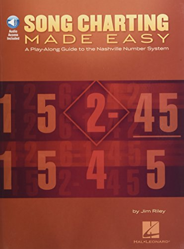 Compare Textbook Prices for Song Charting Made Easy: A Play-Along Guide to the Nashville Number System Play-along Guides Pap/Com Edition ISBN 0884088275051 by Riley, Jim