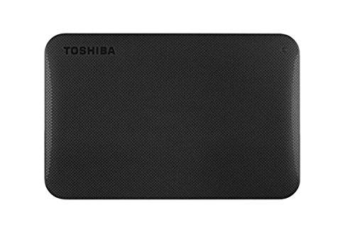 Toshiba HDTP210AK3AA Canvio 1TB Portable External Hard Drive (Black)