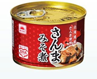 マルハ さんまみそ煮 150g(固形量 100g)×24缶