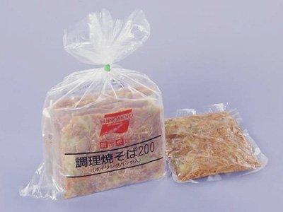 [冷凍]味の素 調理焼きそば(200g×5)
