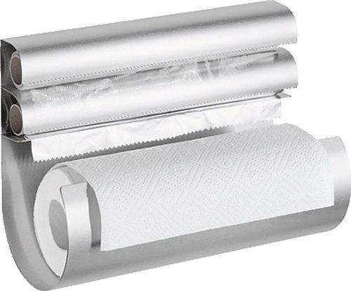 Blomus 68219 OBAR - Küchenrollenhalter - Edelstahl matt 23,5 x 35,5 x 13,5 cm