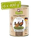 GranataPet Comida húmeda para Perros de Lieblings's Essen, faisán y Aves...