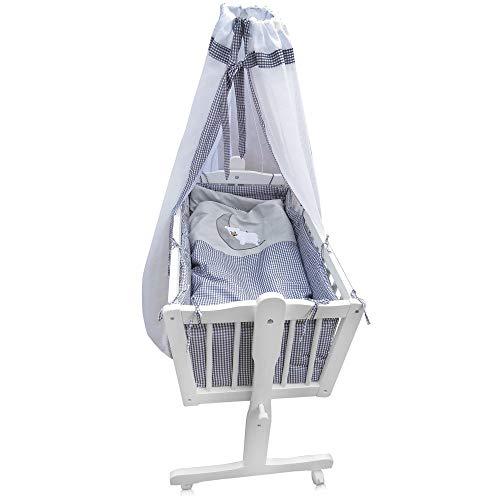 Serina -  Babywiege Kinderbett