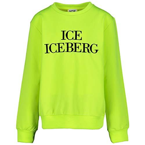 Iceberg Jungen Sweater in der Farbe Gelb - Größe 152