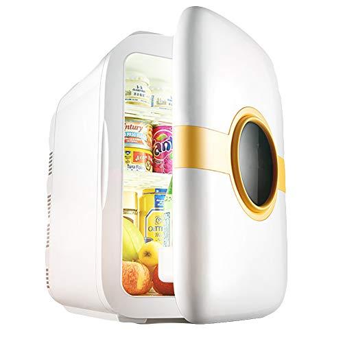 20 Liter Tragbare Kühler Wärmer Mini-kühlschrank,Kompakter Kühlschrank,Zu Dorm Büro Garage Camper Keller,Leiser Einzeltür