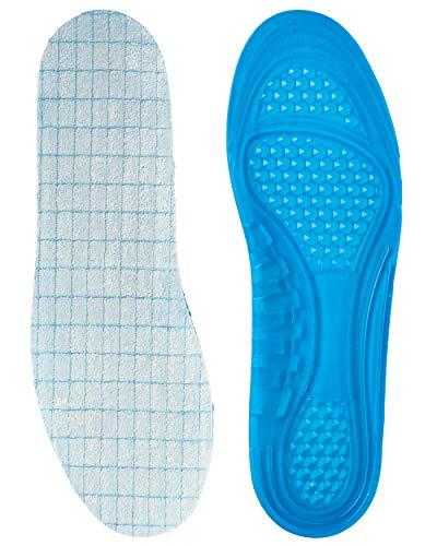 Shoefresh geurvreter bamboe gel inlegzolen | 37/42 | 1 paar inlegzooltjes | geurvreters schoenen