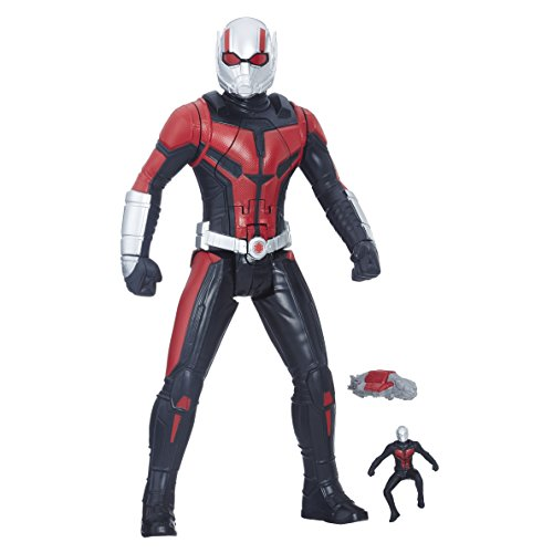 The Avengers E0848EU4 Marvel Ant-Man and The Wasp Shrink and Strike Ant-Man