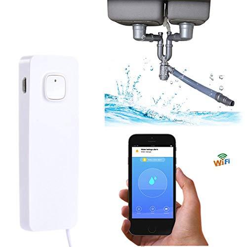 Lancei Alarma Sensor Fugas Agua Alerta Fugas Detector