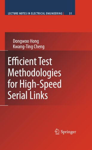 Efficient Test Methodologies for High-Speed Serial Links (Lecture Notes in Electrical Engineering Book 51) (English Edition)