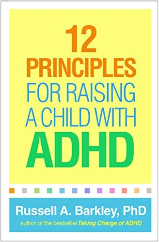 12 Principles for Raising a Child with ADHD product image